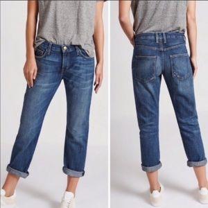 Current/Elliott Boyfriend Jeans